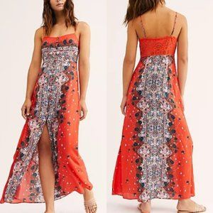 Free People Morning Song Maxi Dress. S